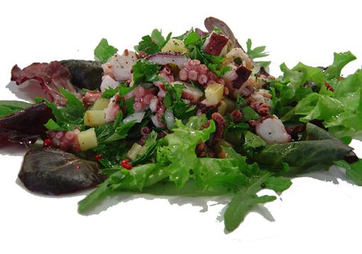 insalata di pulpo