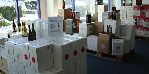 probiowein Lagerverkauf